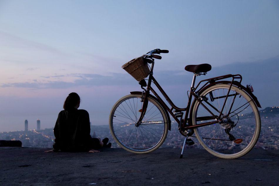 Guardar bicicletas en trastero